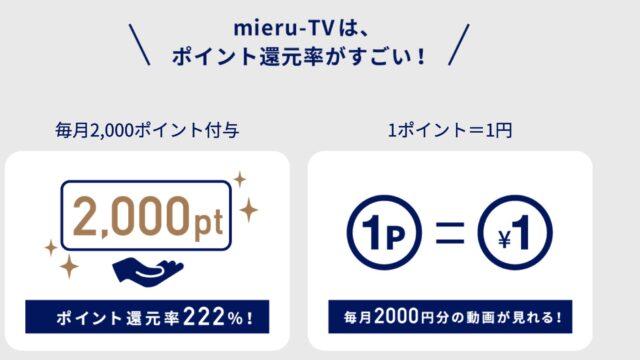 mieru-TVは怪しいし危険?評判口コミを紹介